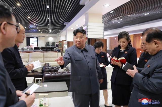 Lý do ông Kim Jong-un thị sát hàng loạt công trình trọng điểm tại Triều Tiên - 11