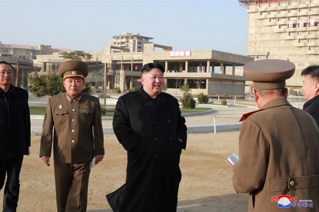 Lý do ông Kim Jong-un thị sát hàng loạt công trình trọng điểm tại Triều Tiên - 2
