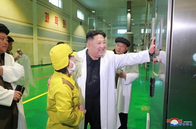 Lý do ông Kim Jong-un thị sát hàng loạt công trình trọng điểm tại Triều Tiên - 9