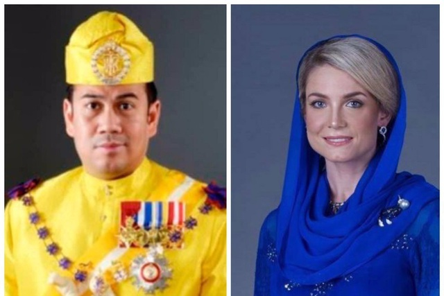 Thái tử Malaysia sắp làm đám cưới với bạn gái Thụy Điển - 1