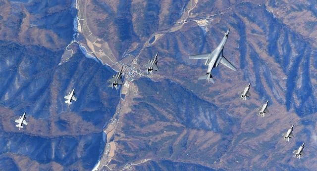 Triều Tiên cảnh báo hậu quả thảm khốc khi Hàn Quốc quyết định triển khai F-35 - 1