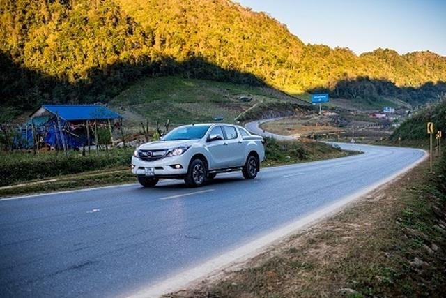 Mazda BT-50 chiếm vị trí số 2 phân khúc bán tải - 1
