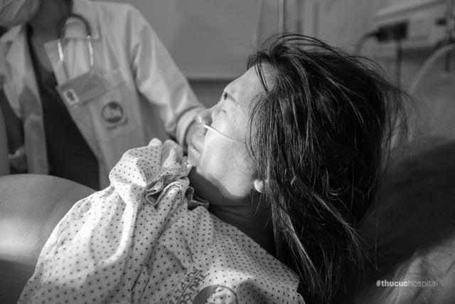 Ngôi thai cao và hành trình sinh thường của mẹ bầu 9x - 2