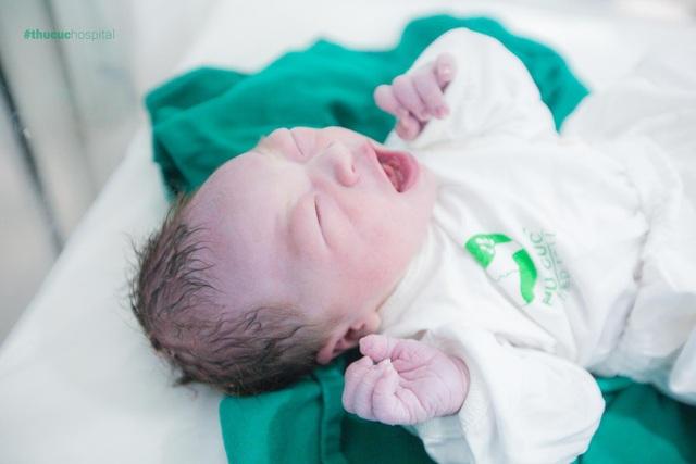 Ngôi thai cao và hành trình sinh thường của mẹ bầu 9x - 4