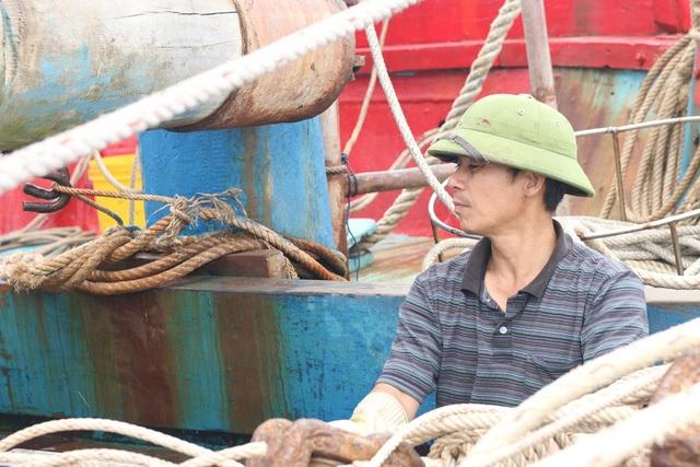 Ngư dân Nghệ An kể chuyện đời đi biển - 3