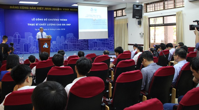 ĐH Bách khoa TPHCM đào tạo 3 ngành bậc thạc sĩ kỹ thuật bằng tiếng Anh - 1