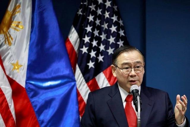 Philippines khẳng định Mỹ là đồng minh quân sự duy nhất - 1