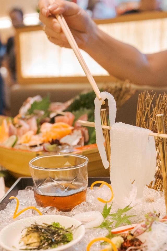 """Sushi Hokkaido Sachi trình làng 2 món """"đánh gục"""" những người sành ăn - 3"""