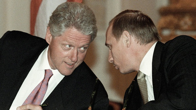 Tổng thống Putin tiết lộ từng tìm cách để Nga gia nhập NATO - 1