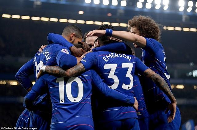 Chelsea 2-0 West Ham: Cú đúp của Hazard - Ảnh minh hoạ 2