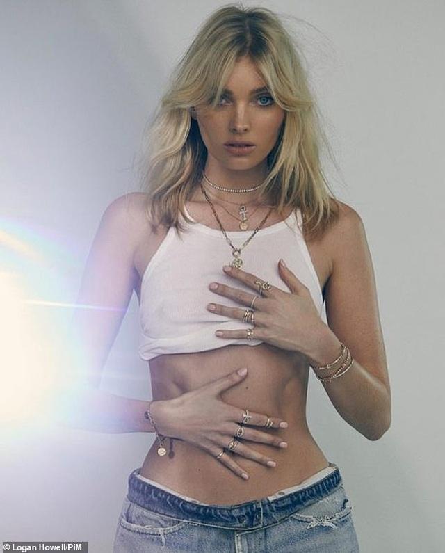 Thiên thần Victorias Secret bênh vực ảnh khỏa thân - 2