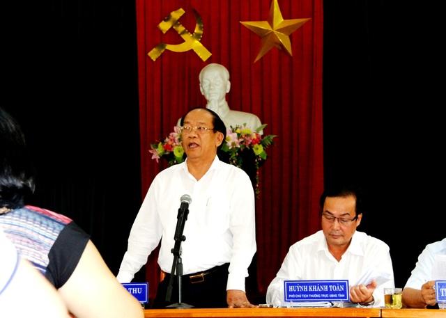 1.000 người dân đòi sổ đỏ ở Quảng Nam