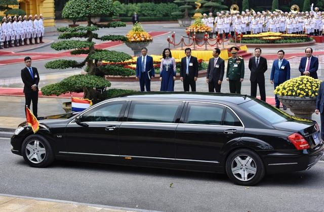 Thủ tướng Nguyễn Xuân Phúc chủ trì lễ đón chính thức Thủ tướng Hà Lan - 2