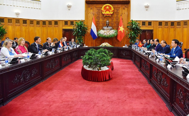 Thủ tướng: Việt Nam luôn coi trọng và tăng cường quan hệ với Hà Lan - 1
