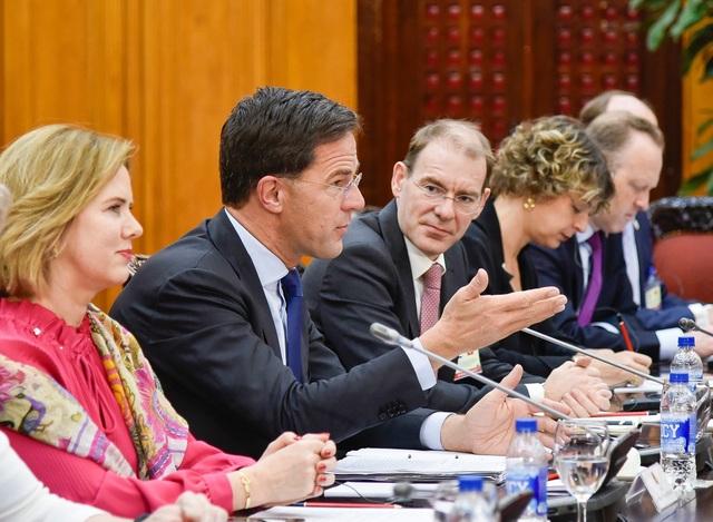 Thủ tướng: Việt Nam luôn coi trọng và tăng cường quan hệ với Hà Lan - 3