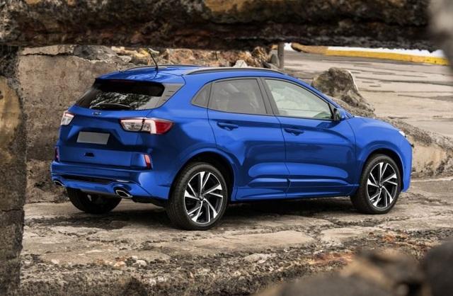 Ford chuẩn bị trình làng mẫu crossover giá rẻ Puma - 2