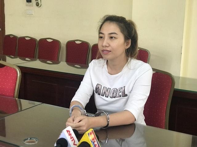 Bắt người tình của trùm ma túy cố thủ trên xe ô tô  tại Hà Tĩnh - 1