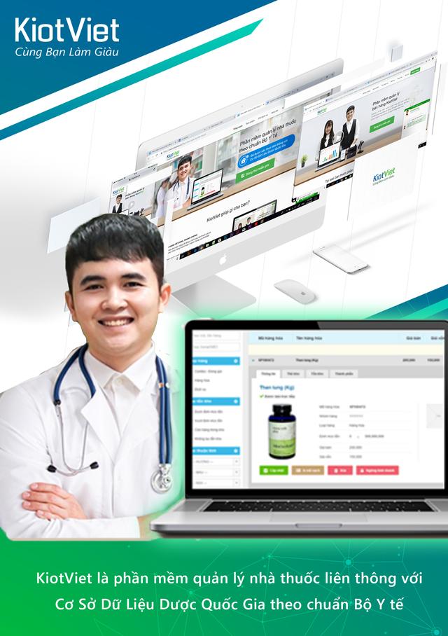 Nhờ phần mềm kết nối nhà thuốc, mua thuốc không còn dễ như mua rau - 2