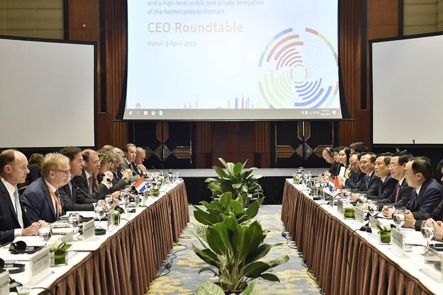 """Thủ tướng Hà Lan """"ghen tị"""" với sự tăng trưởng kinh tế của Việt Nam - 4"""