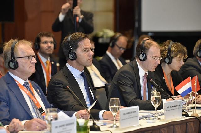"""Thủ tướng Hà Lan """"ghen tị"""" với sự tăng trưởng kinh tế của Việt Nam - 3"""