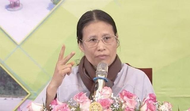 Facebook khóa tài khoản của bà Phạm Thị Yến chùa Ba Vàng - 2