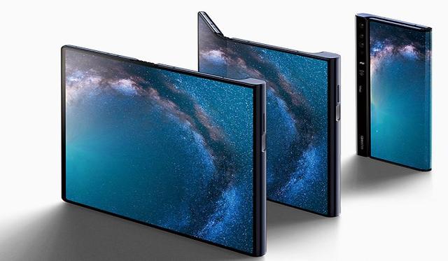 Smartphone màn hình gập của Huawei chính thức lên kệ vào tháng 6 - 2