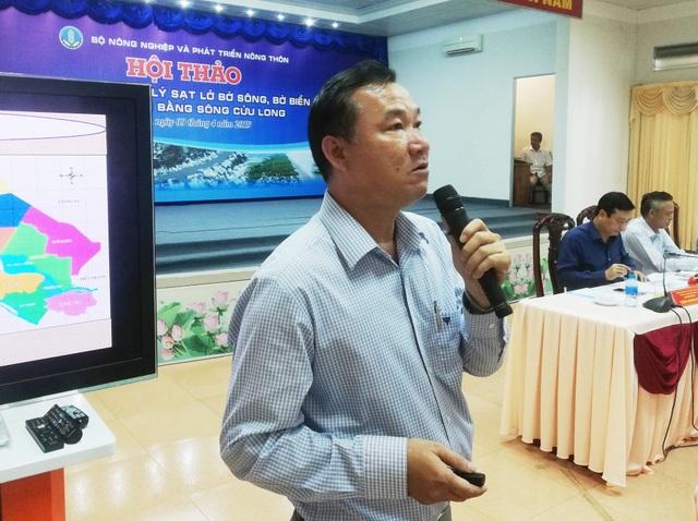 ĐBSCL sạt lở nghiêm trọng: Cần những giải pháp bền vững - 3