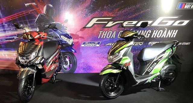 Bảng giá xe máy tại Việt Nam cập nhật tháng 4/2019 - 1