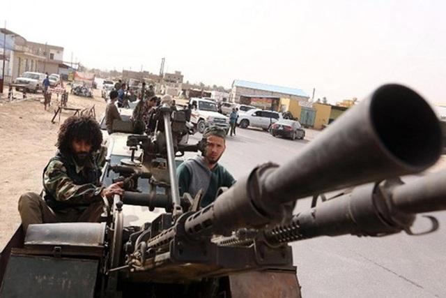 Libya bên bờ vực cuộc nội chiến nồi da xáo thịt - 1