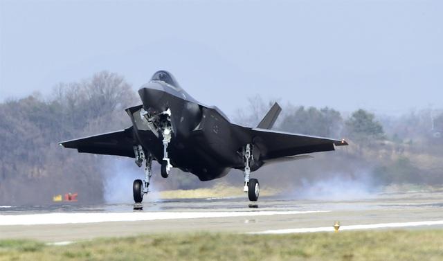 """""""Cơn ác mộng"""" với Triều Tiên khi Hàn Quốc mua phi đội F-35 của Mỹ - 1"""