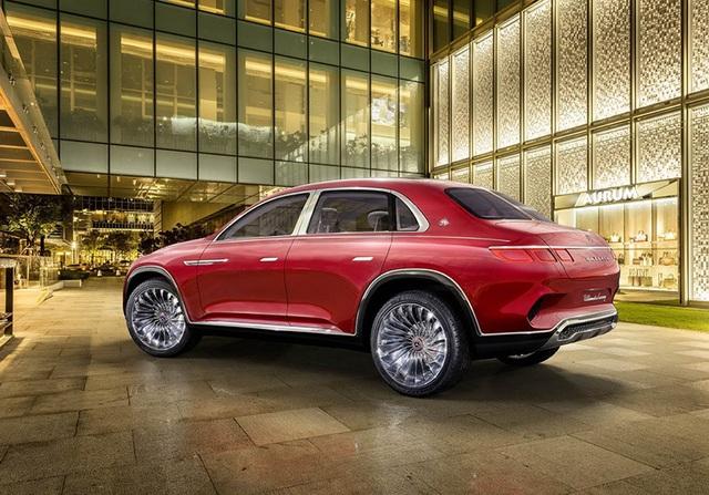 Mercedes-Maybach GLS sẽ có giá gần 200.000 USD? - 2