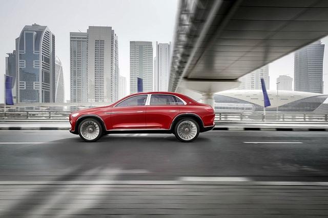 Mercedes-Maybach GLS sẽ có giá gần 200.000 USD? - 3