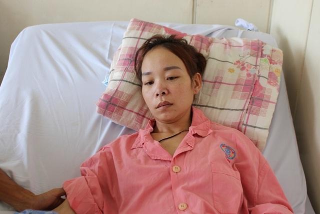 Người mẹ trẻ nguy kịch nếu không có 300 triệu đồng phẫu thuật cấp cứu - 6