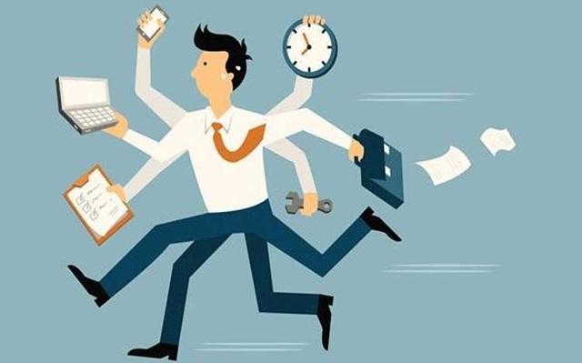 Phân loại công việc để quản trị thời gian - 1