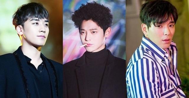 """Seungri, Jung Joon Young, và Choi Jong Hoon bị """"cấm cửa"""