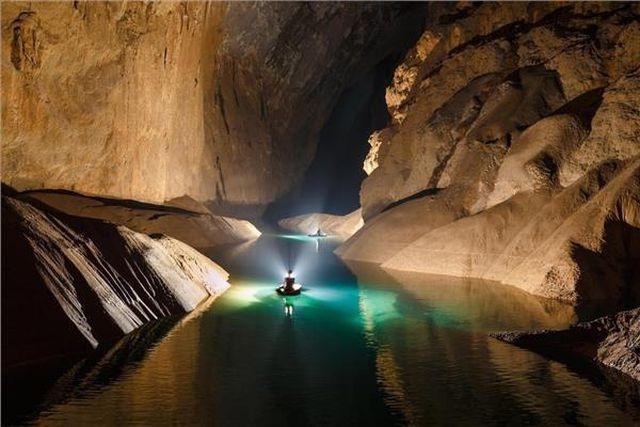 Công bố những phát hiện mới nhất về sông ngầm kỳ bí dưới hang Sơn Đoòng - 3