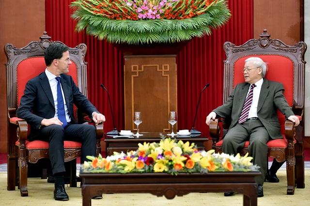 Tổng Bí thư: Hà Lan là nhà đầu tư châu Âu số 1 tại Việt Nam - 1