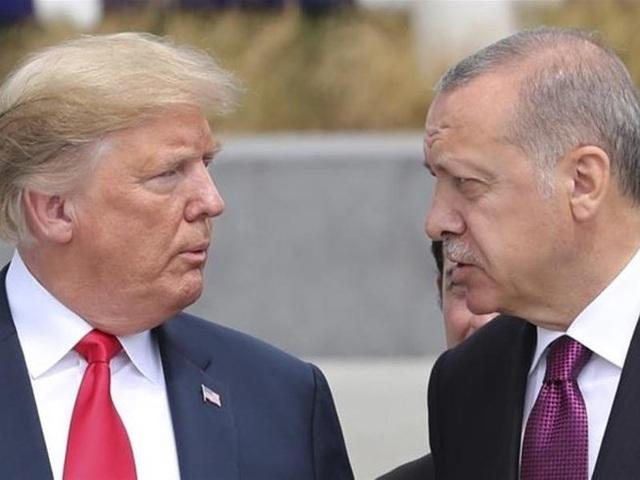 Cấp dưới trách ông Trump ra tối hậu thư chưa đủ mạnh với Thổ Nhĩ Kỳ - 1