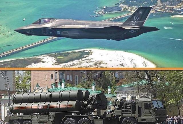 Mỹ lo ngại rồng lửa S-400 Nga giải mật công nghệ tiêm kích F-35 - 1