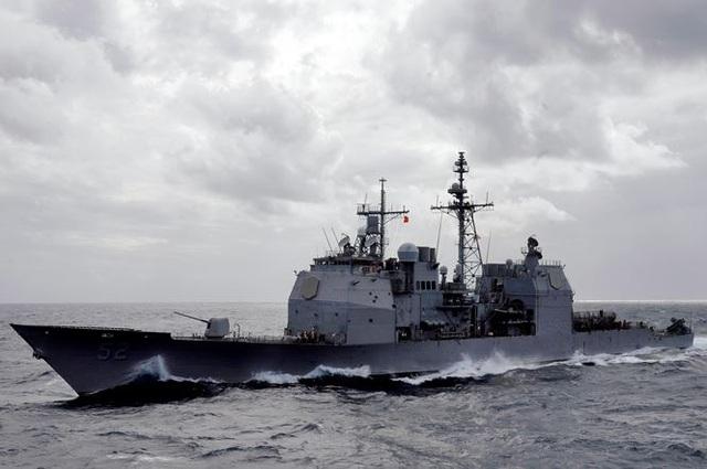 Vì sao Mỹ cho tuần dương hạm Ticonderoga đầy uy lực về vườn? - 1