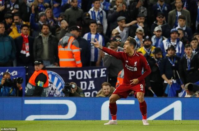 Liverpool 2-0 Porto: Vừa đủ để Anfield mở tiệc - 2