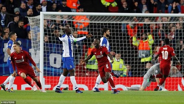 Liverpool 2-0 Porto: Vừa đủ để Anfield mở tiệc - 1