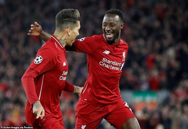 Liverpool 2-0 Porto: Vừa đủ để Anfield mở tiệc - 4