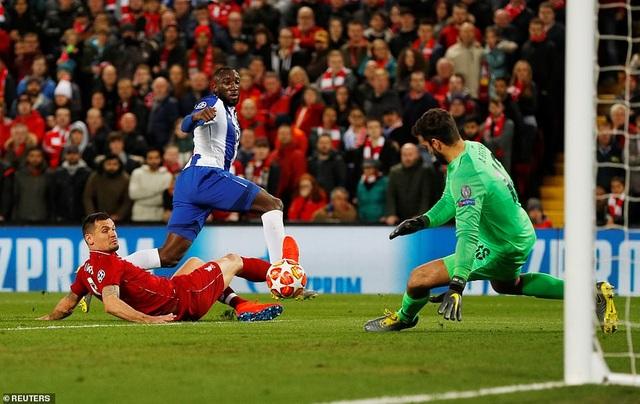 Liverpool 2-0 Porto: Vừa đủ để Anfield mở tiệc - 5