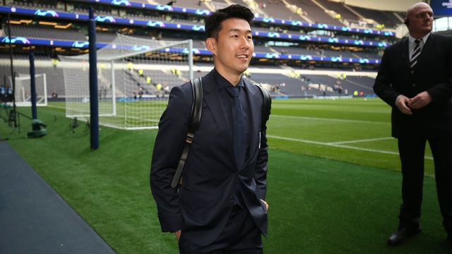 Tottenham 1-0 Man City: Người hùng Son Heung Min - Ảnh minh hoạ 24