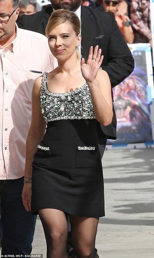 """Nữ diễn viên Scarlett Johansson lo sợ sẽ trở thành """"công nương Diana thứ hai"""" - Ảnh minh hoạ 2"""