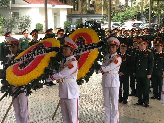 Lãnh đạo Đảng, Nhà nước dâng hương viếng Trung tướng Đồng Sỹ Nguyên - 8