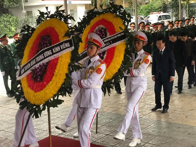 Lãnh đạo Đảng, Nhà nước dâng hương viếng Trung tướng Đồng Sỹ Nguyên - 6