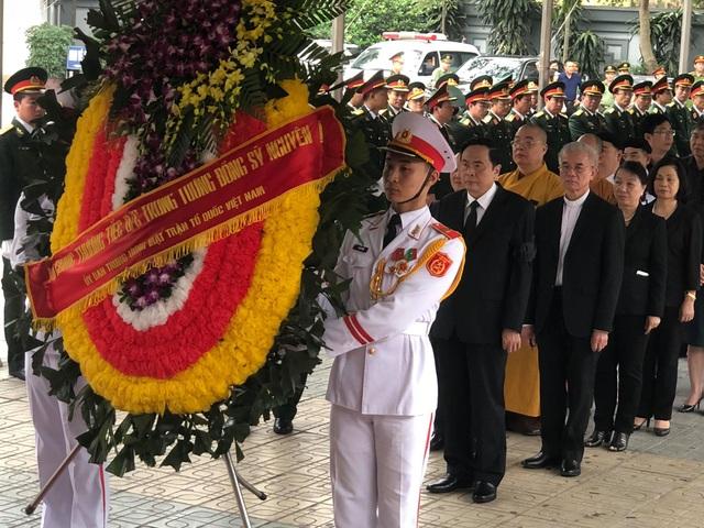 Lãnh đạo Đảng, Nhà nước dâng hương viếng Trung tướng Đồng Sỹ Nguyên - 7