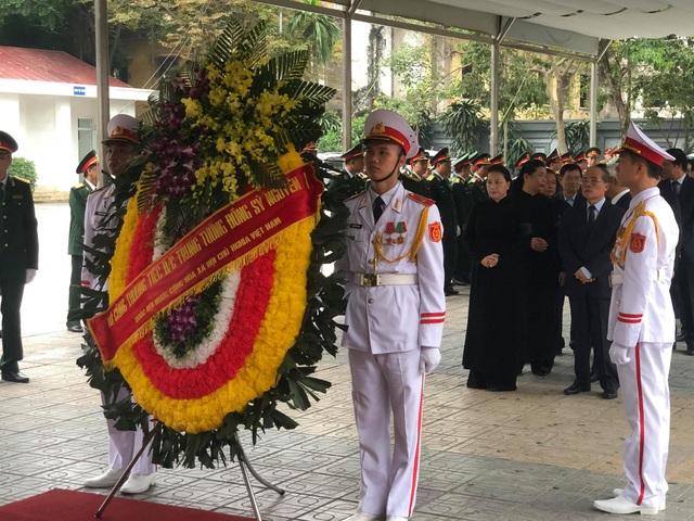 Lãnh đạo Đảng, Nhà nước dâng hương viếng Trung tướng Đồng Sỹ Nguyên - 4